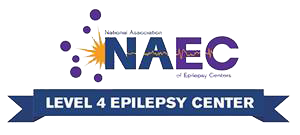 Badge for Level 4 Epilepsy Center